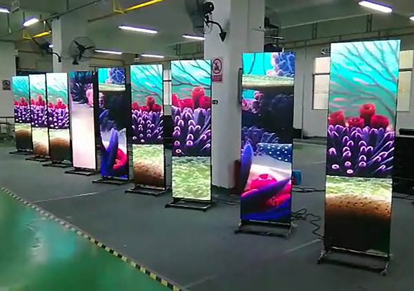 LED Roll up Poster_Moment
